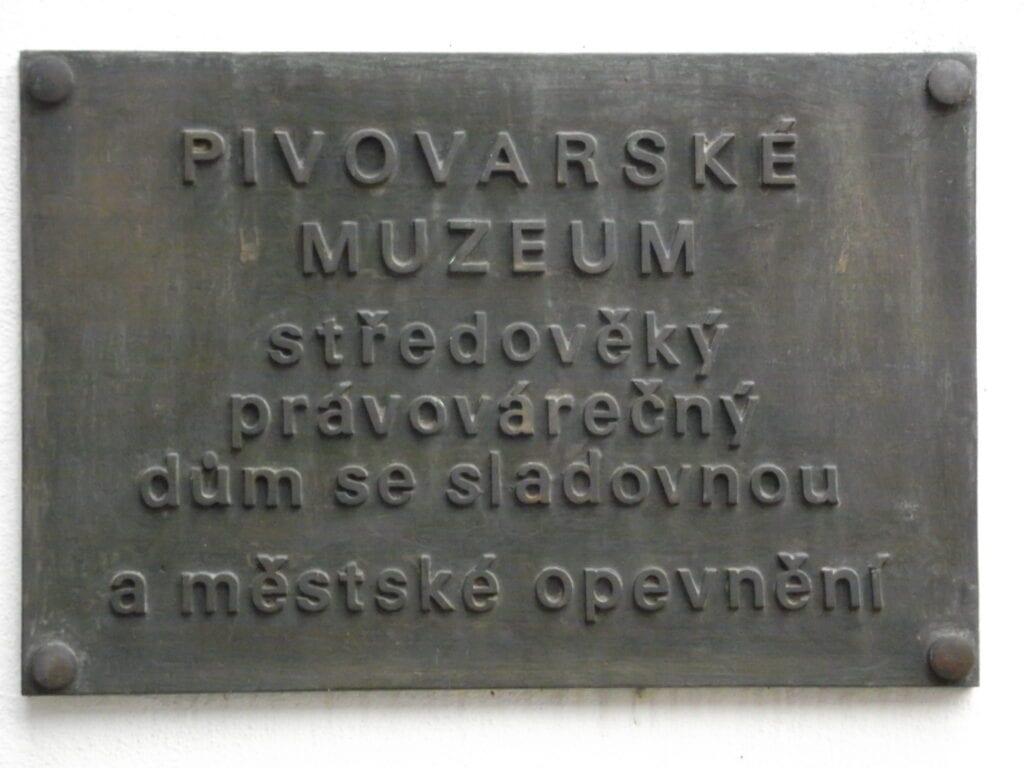 Pivovar má v Plzni svou historii