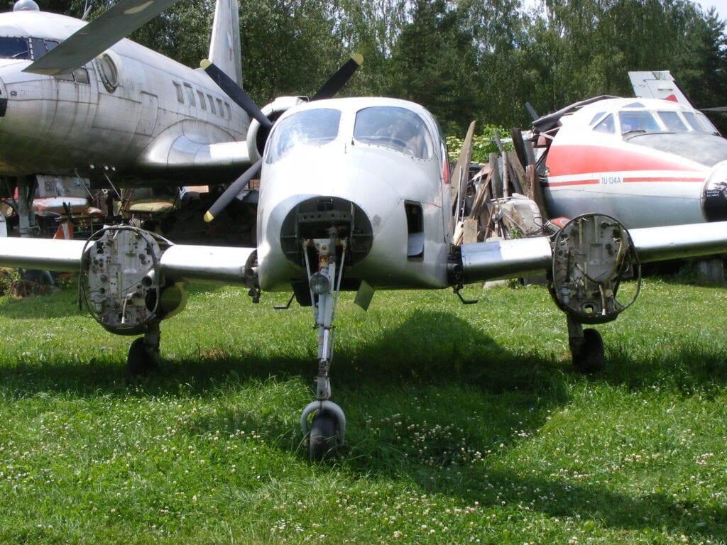 Vidět můžete v Air Parku Zruč malá i velká letadla
