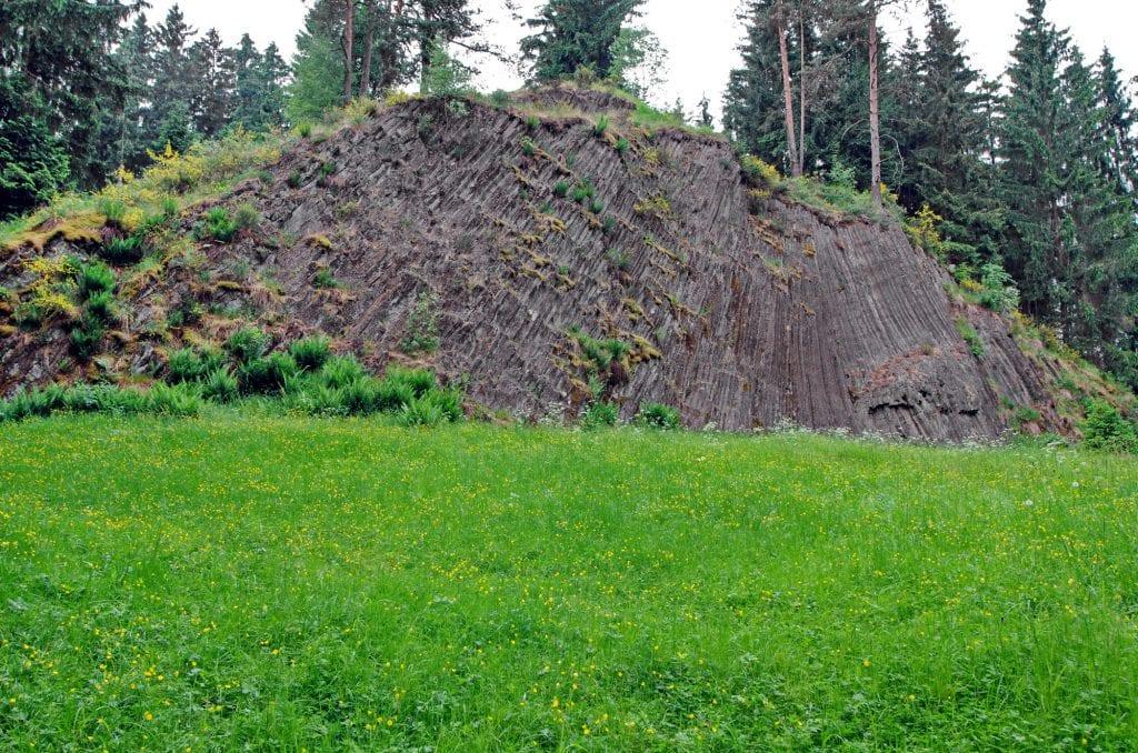 Rotavské varhany tvoří úžasný geologický útvar.