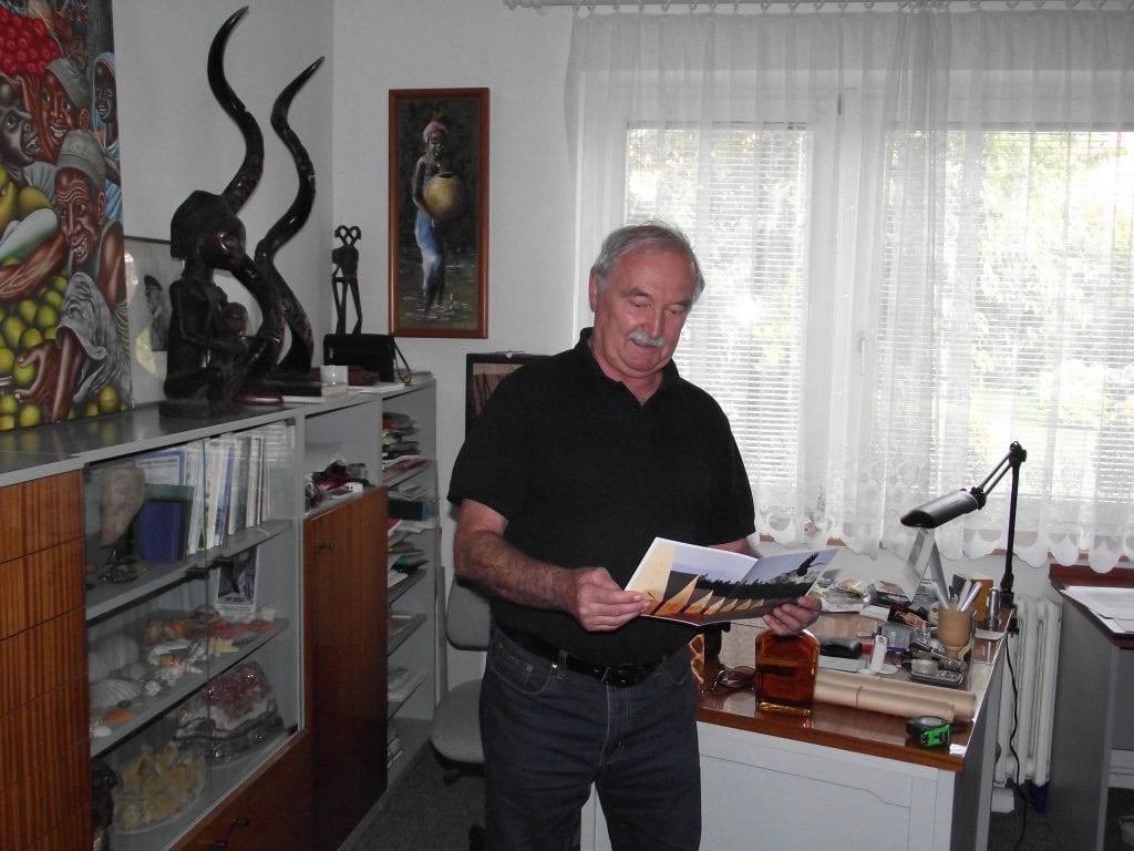 V roce 2018 slavil Jiří Blata 70. narozeniny a dostal od kamarádů stylové blahopřání.