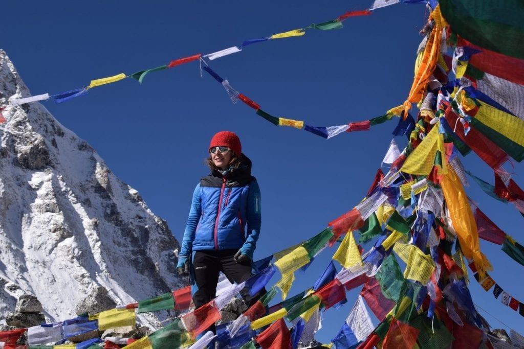 Cesty zavedly Děvče z hor i do Nepálu