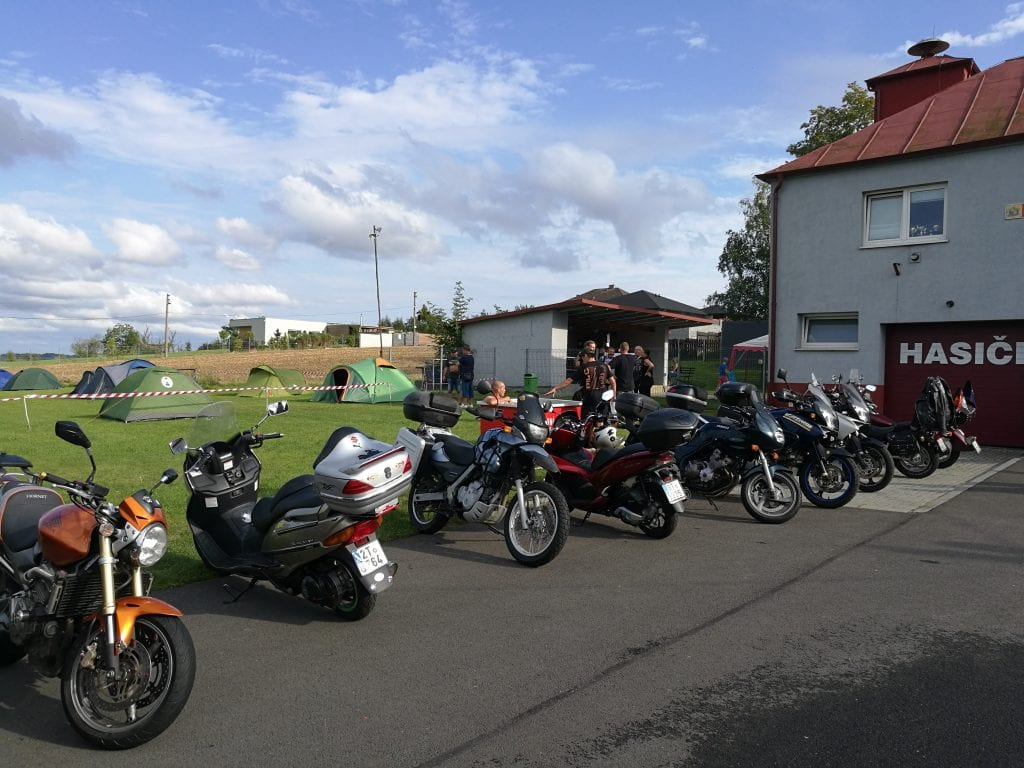 Slezské Motobloudění nabídne i přehlídku motorek.