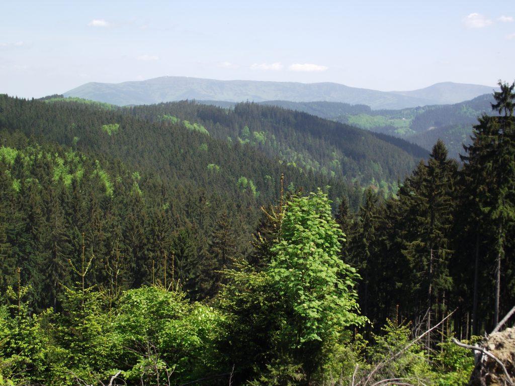 Celé Vsetínsko je nádherný kraj.